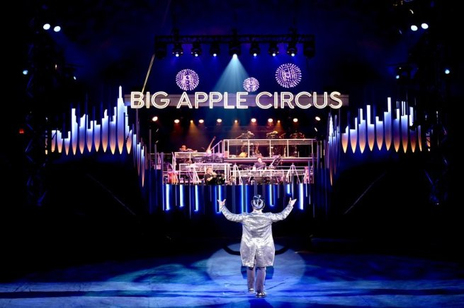 Big Apple Circus 1 - Photo credit Juliana Crawford